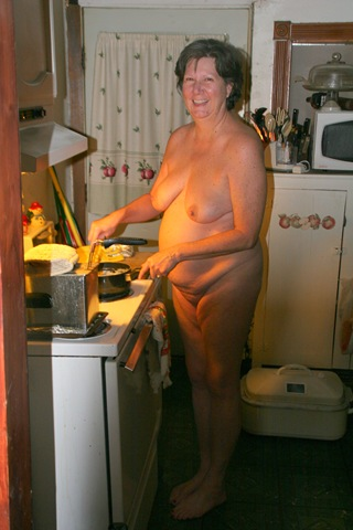Nude Cooking Videos
