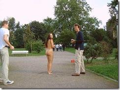 family Vermont nudist