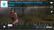 Skinny Dipping at Deep Creek nsfw video