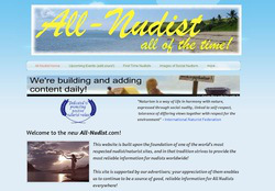 All-Nudist Community News