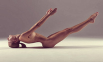 Yoga Undressed: The Goddess Series nsfw video