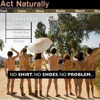 act naturally nudist movie
