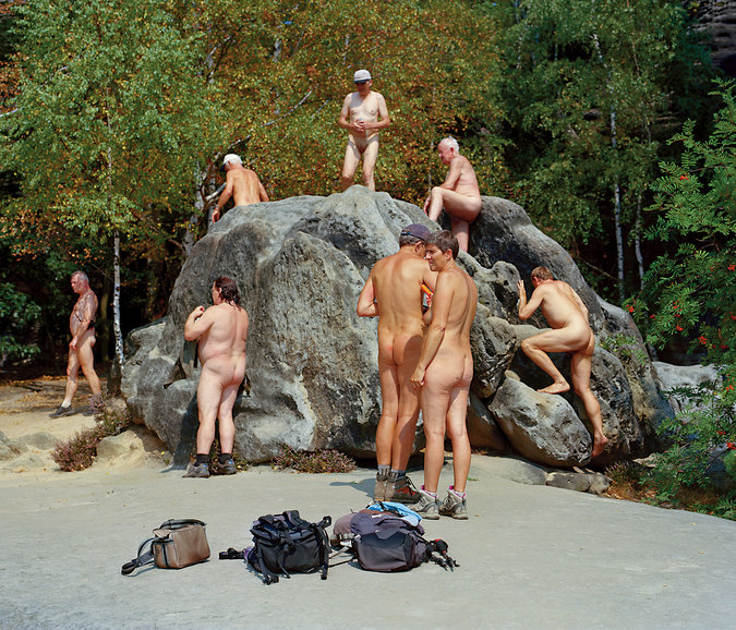 German nudist photos