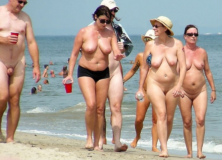 New Jersey Auction Your Only Nude Beach In Late Summer-8079